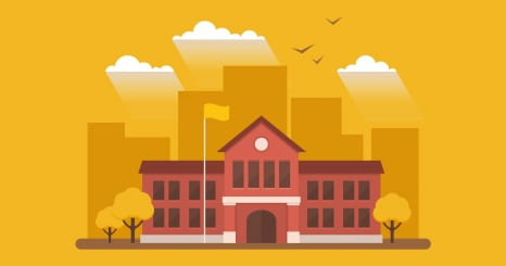 Learning from prestigious overseas universities, trend of university website