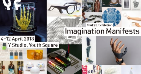 YouFab Exhibition - Imagination Manifests in Hong Kong