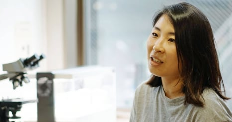 Biotechnology, technology  for learning about yourself Interview with BioClub director Chiaki Ishizuka