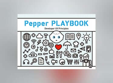 Producing Pepper Developer UX Playbook