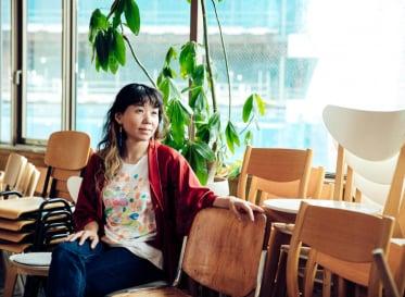 Trailblazing entrepreneur Kao Kanamori starts new project: young talent