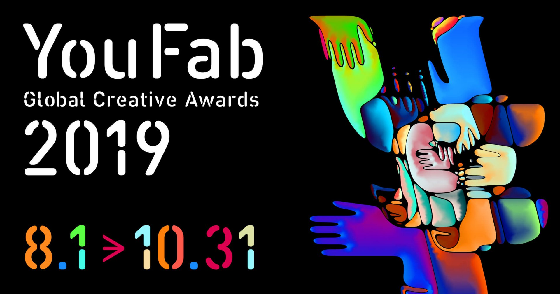 "Challenge the ""Sensible"": The YouFab Global Creative Awards Announces 2019 Call For Entries"
