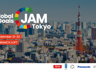 FabCafe To Host the  'Global Goals Jam' alongside The UNDP and Digital Society School in Tokyo To Empower Creators to Solve Global Challenges