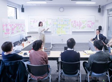 Share your research results with the world! The University of Tsukuba's URA efforts: A 4-day intensive workshop to improve information distribution skills