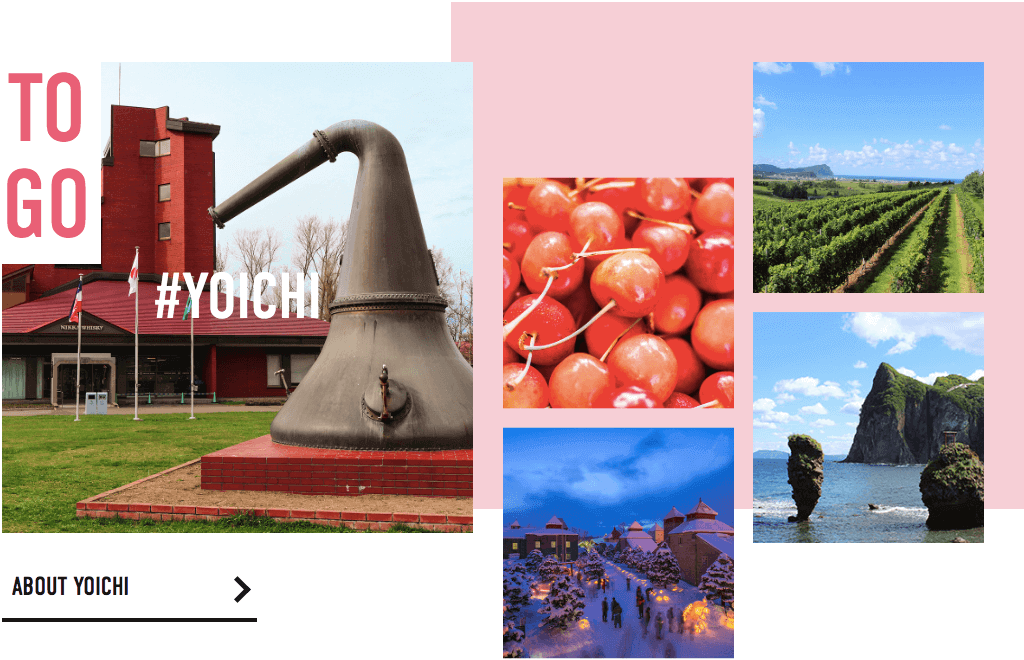 YOICHI余市-HOKKAIDO TO GO
