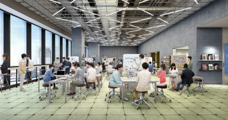 Tallest Building In Shibuya Opens With Panoramic Views Of Tokyo And Co-Creation Space Shibuya QWS
