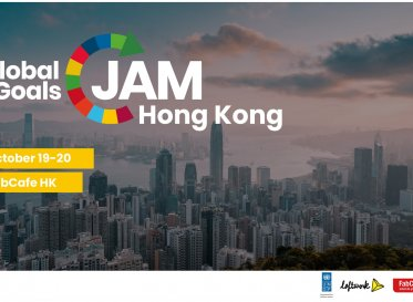 Global Goals Jam Hong Kong 2019