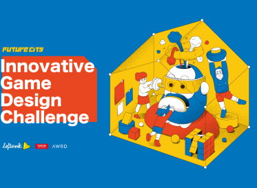 Jury and new co-host Topawards Asia announced for the FutureCity Innovative Game Design Challenge