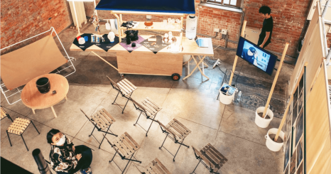 Global creative company Loftwork opens creative lounge MTRL in Taipei to redefine co-creation
