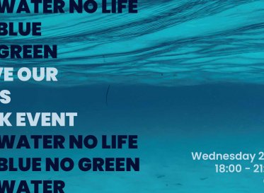 Save Our Seas Talk Event