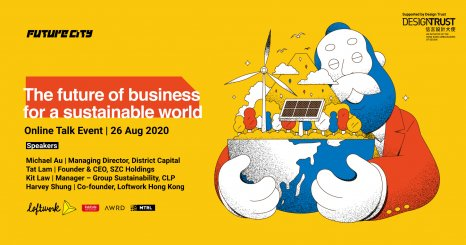 Online Talk Event: The Future of Business for a Sustainable World