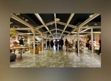 岡山のものづくりを国内外へ「ハレマチ特区365」オープン!
