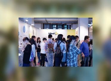 Hello TAIWAN!<br /> 「台湾デザイナーズウィーク」出展レポート