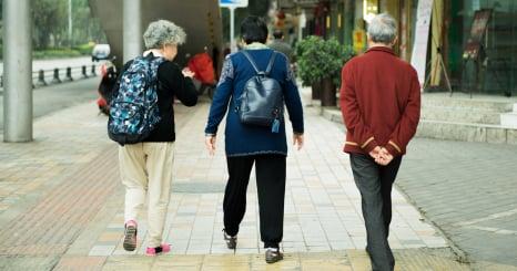高齢社会の機会領域を探るデザインリサーチ