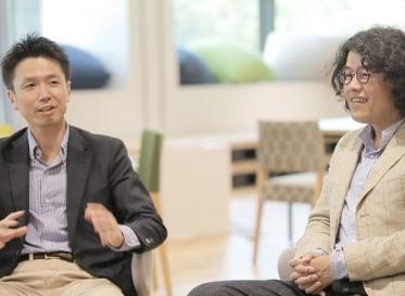 「共に+創る」オープンイノベーションに向けたメンバーの想い