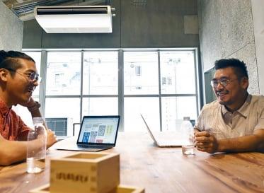 100BANCH プロジェクトメンバー対談<br /> ──逆流のデザインが未来をつくる