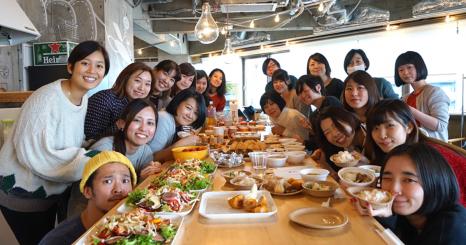 食欲の秋を食べるあさぬまキッチン、開催しました。