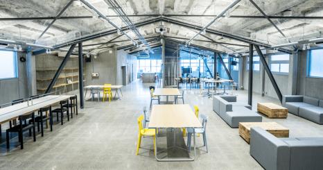 """パナソニックとロフトワーク、カフェ・カンパニー、 """"次の100年""""を築く実験区「100BANCH」を渋谷に開設"""