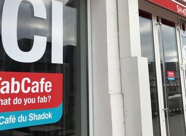 世界8拠点目・FabCafe Strasbourg オープン!