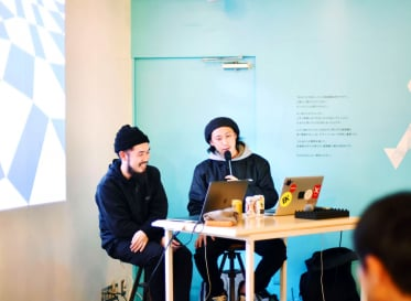 緻密な作業と人の感性が支えるプログラミングの美しき表現力 ロフトワーク展 01 - Creators Talk #3