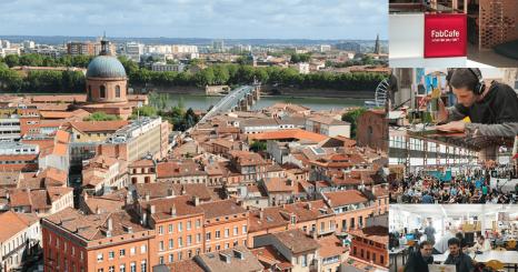 フランスに、FabCafe Toulouse(トゥールーズ)がオープン!