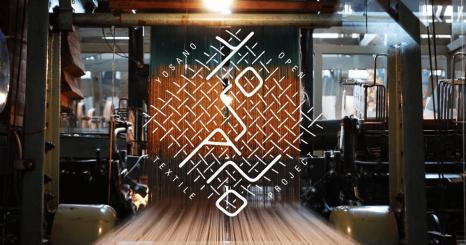 京都与謝野町発、織物の可能性をみんなで作り考える「YOSANO OPEN TEXTILE PROJECT」をスタート!