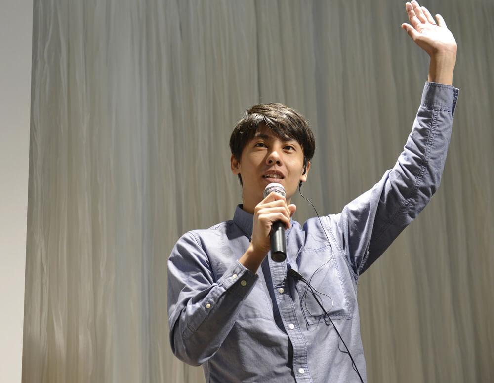 ロフトワーク プロデューサー 松井 創