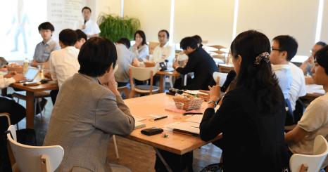 大学の未来を議論する~「ICT」「オウンドメディア」「グローバル」の視点から~ 開催レポート