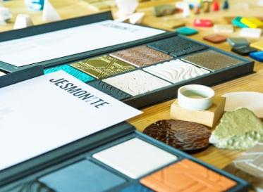 【Dive into Material #1】思いのままにテクスチャをデザインしよう<br /> 有機と無機のハイブリッド素材「ジェスモナイト」が叶える適量生産