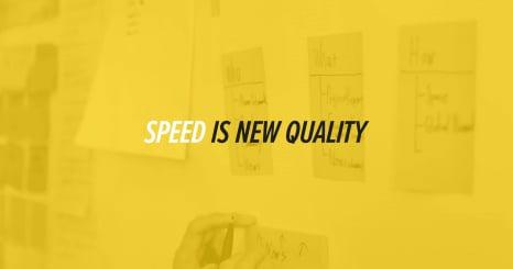 「速さ」と「質」を両立させたサービス改善事例に学ぶ 新たなプロジェクトアプローチ