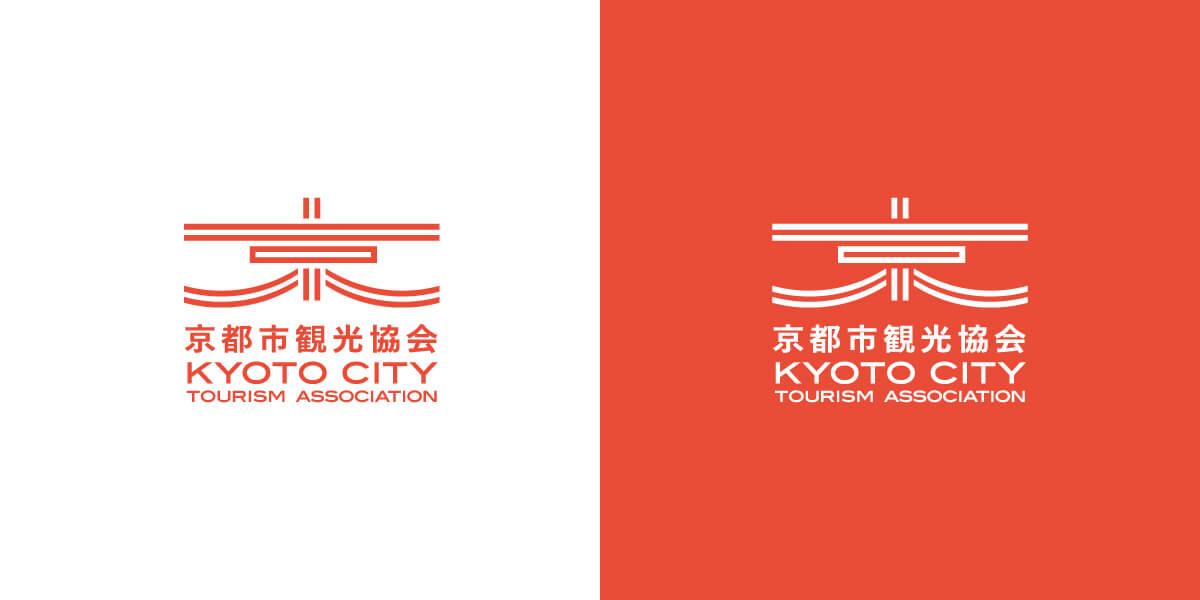 リニューアルされた京都市観光協会のロゴマーク