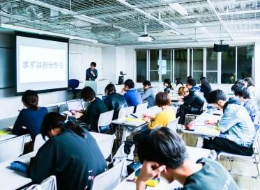 「コミュニティは誰のためのものか?」<br /> 京都精華大学公開講座に木下/上ノ薗が講師登壇
