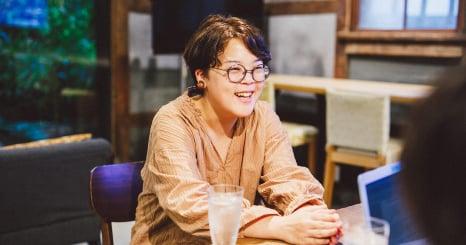 クリエイティビティとは、自分と相手の「間」にあるものだと思う。 プロデューサー・篠田栞インタビュー