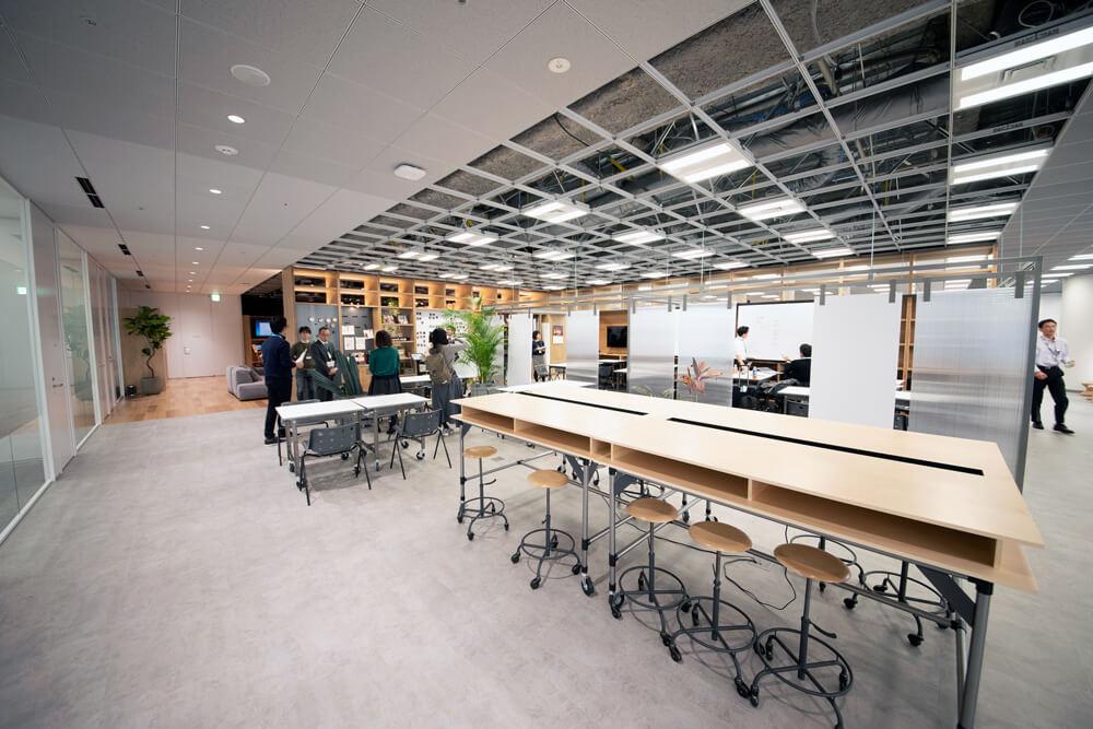 Panasonic Laboratory Tokyo Launch HUB