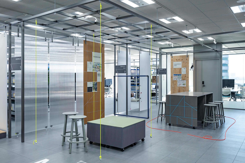 Panasonic Laboratory Tokyo Mitate HUB