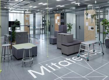 Panasonic Laboratory Tokyoリニューアルの全容公開!<br /> パナソニックの新たなイノベーション拠点<br />