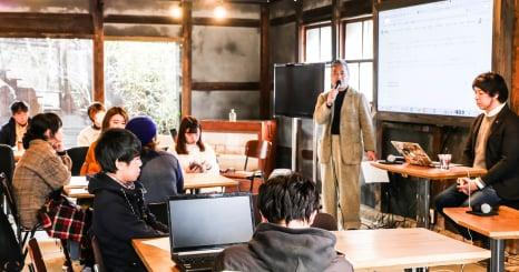音楽と世の中と自分、そして京都でものをつくることを考える 京都精華大学ポピュラーカルチャー学部オープン講義