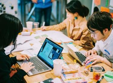 渋谷エリアに新しい価値を創造するモビリティサービスを。<br /> モビリティ変革コンソーシアム、JR東日本、ロフトワークが<br /> 1dayアイデアソンを実施<br />