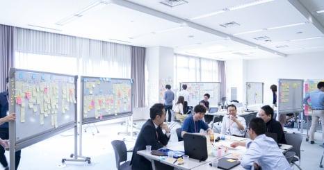 ユーザーの視点でサービス改善に挑戦。 特許庁における「デザイン経営プロジェクト」全容を公開。
