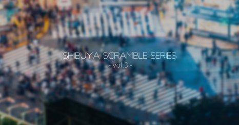SHIBUYA SCRAMBLE SERIES vol.3 SHIBUYA QWS Presents Question Conference 未来の食「わたし達は何を食べていくの?」