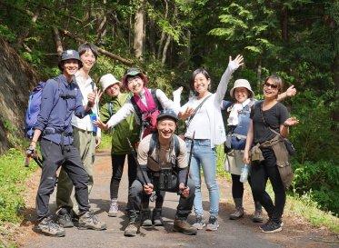 森をもっと身近に。ヒダクマの新たなチャレンジ。<br /> カフェトレッキングに参加してきました!