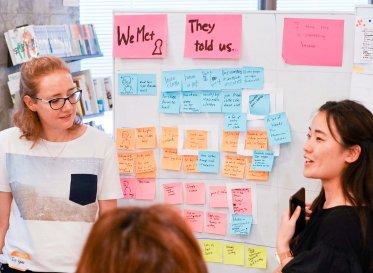 デザイン思考で考える「SDGs12: つくる責任つかう責任」  WIDDアイデアソンレポート