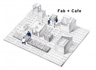 #10 FabCafeのつくり方<br /> (ドーナツの穴 ー創造的な仕事のつくり方ー)