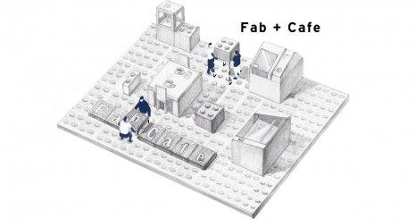 #10 FabCafeのつくり方 (ドーナツの穴 ー創造的な仕事のつくり方ー)