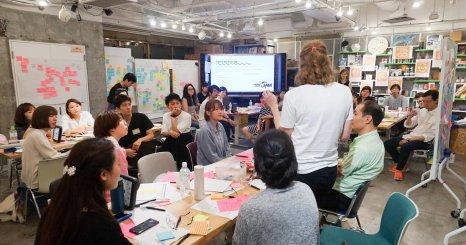 テーマは「STEAM教育」。教育現場と考える、新しい学びの場とは? ーアイデアソン開催
