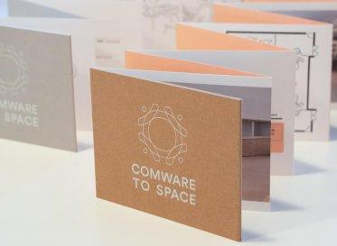 共創空間の価値を強力に伝える<br /> COMWARE TO SPACEプレイブック