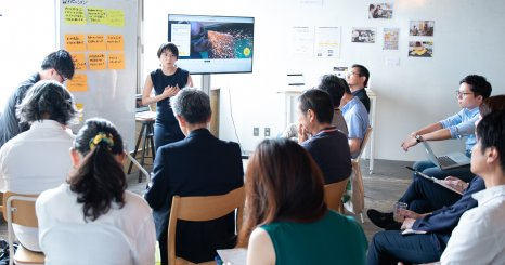 共創ビジネスを考えるオープンミーティング  〜さまざまな共創のあり方とその手法〜