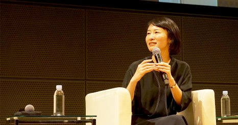 林千晶がG1 Global Conferenceに登壇