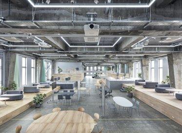 「場から働き方を変える」オフィス空間改革<br /> 地域に根ざし、共に成長し続ける企業を目指す創業200年企業の働き方改革プロジェクト