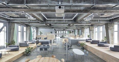 「場から働き方を変える」オフィス空間改革 地域に根ざし、共に成長し続ける企業を目指す創業200年企業の働き方改革プロジェクト